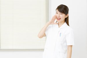 人気の看護師バイト